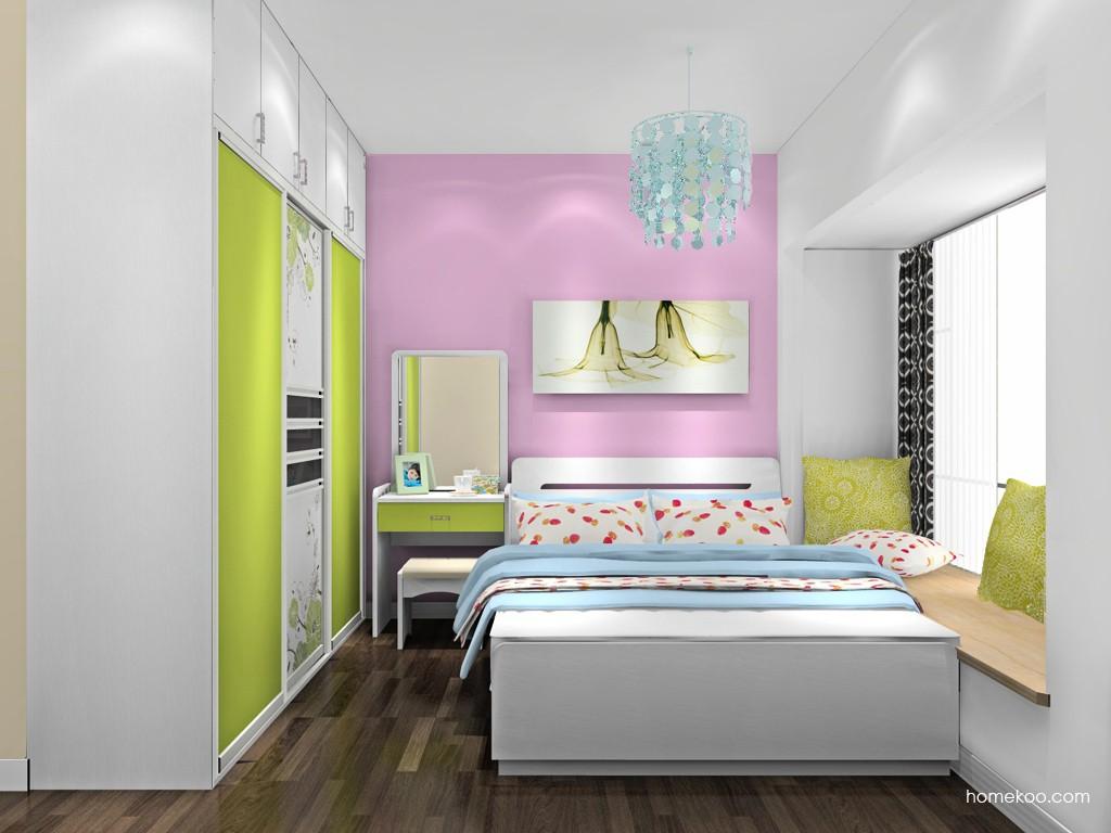 里昂春天卧房家具A18405