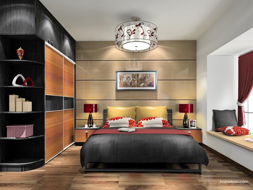 德国森林卧房家具A18412