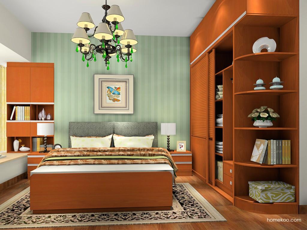 加州梦卧房家具A18425