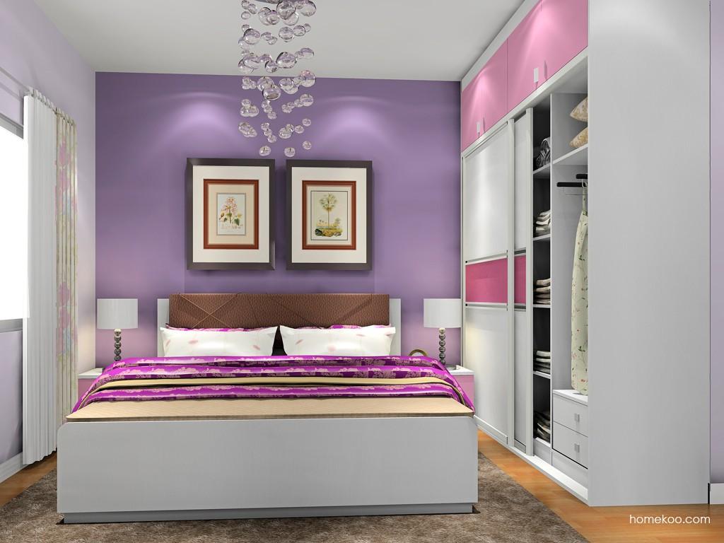 浪漫主义卧房家具A18438