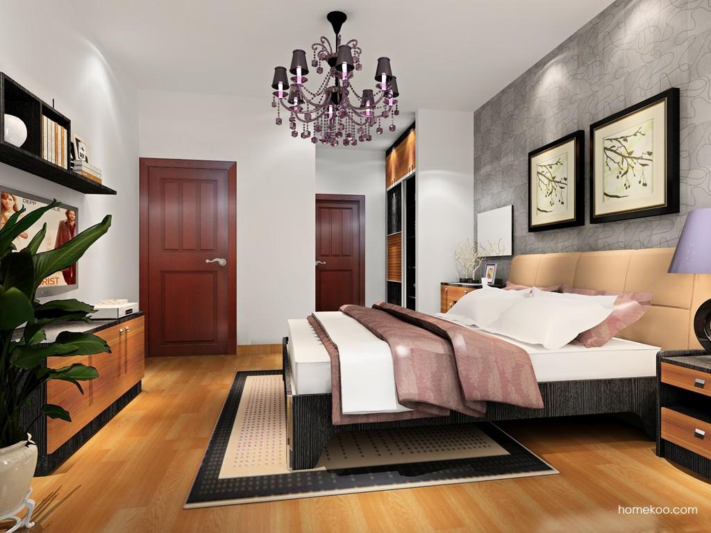 德国森林卧房家具A18451