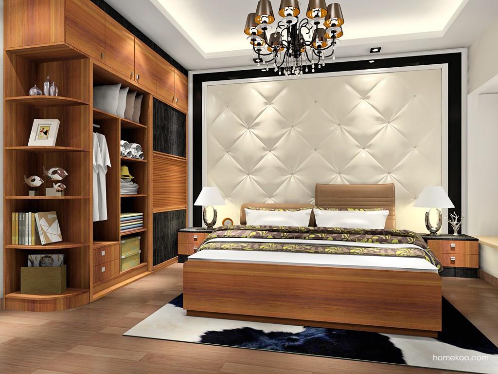 德国森林卧房家具A18456