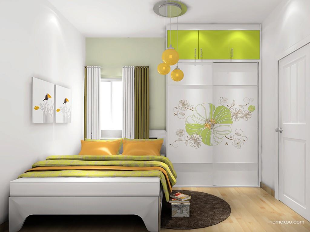 里昂春天卧房家具A18469