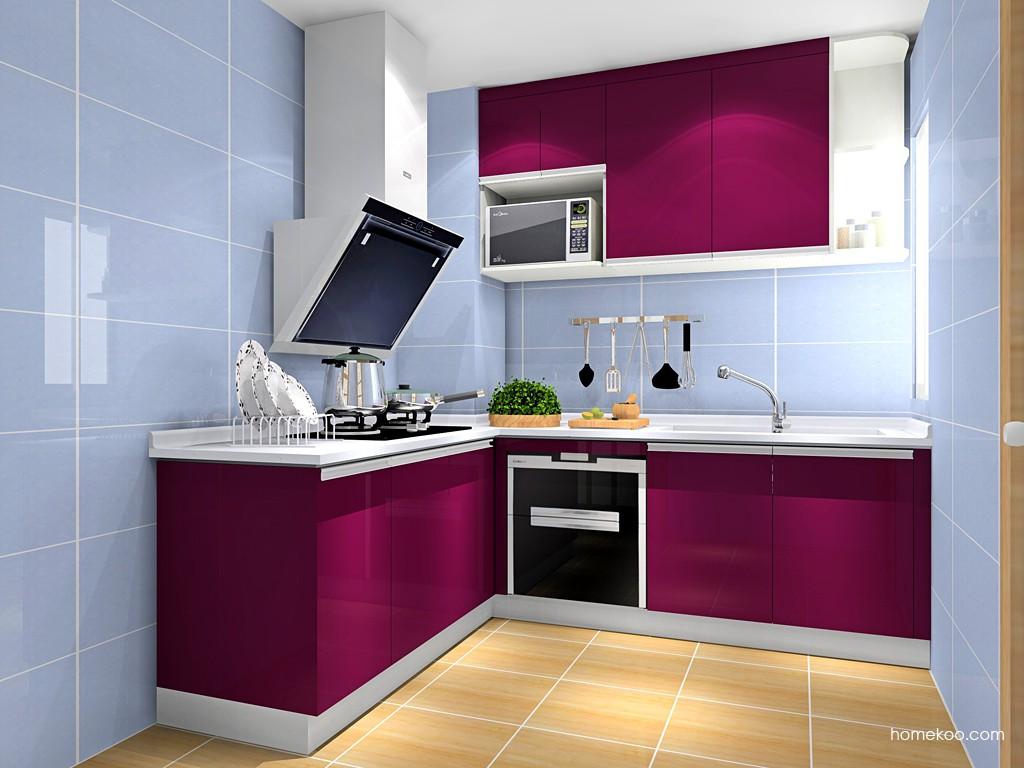 紫晶魅影橱柜F17286