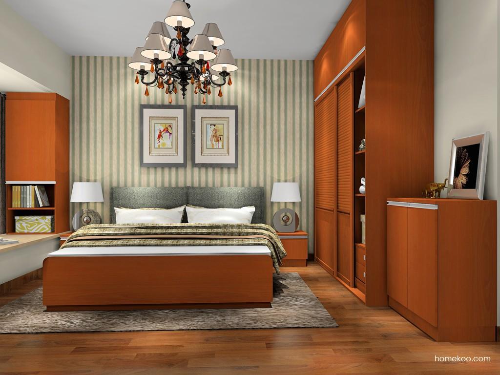 加州梦卧房家具A18473