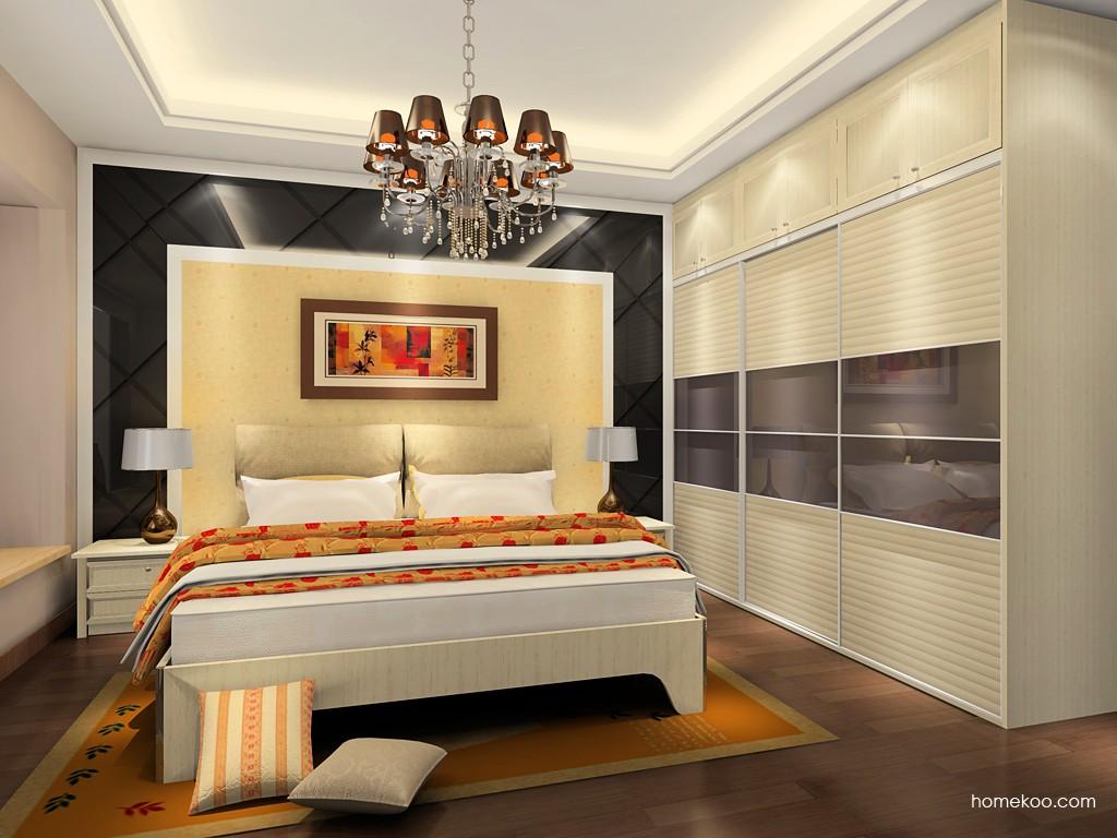 英伦印象卧房家具A18489
