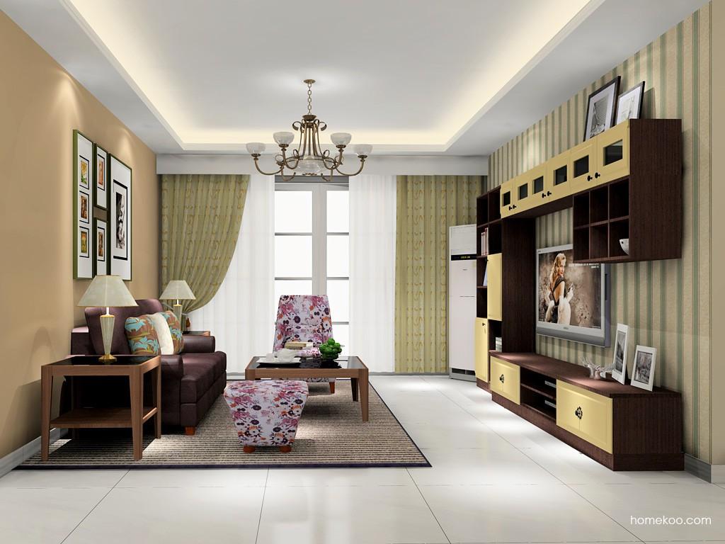 卡罗摩卡客厅家具D16873