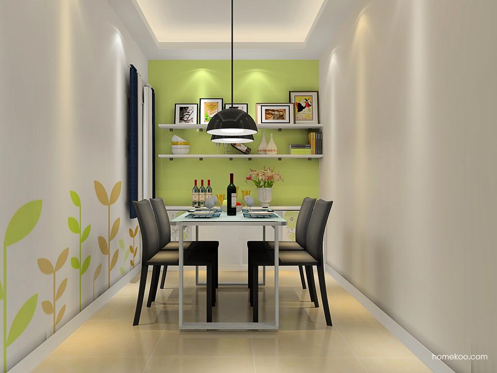 里昂春天餐厅家具E16873