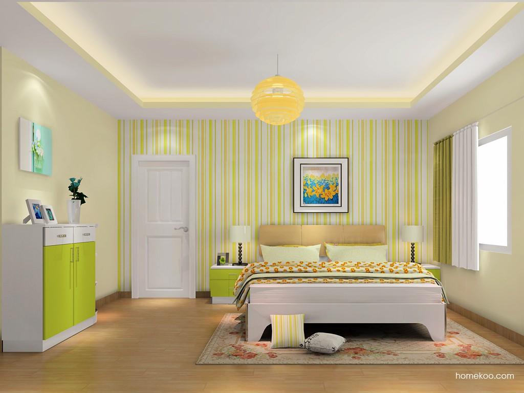 里昂春天卧房家具A18499
