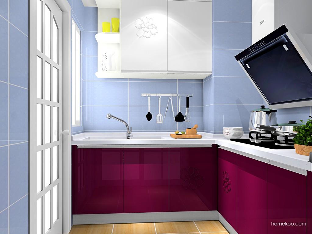 紫晶魅影橱柜F17321
