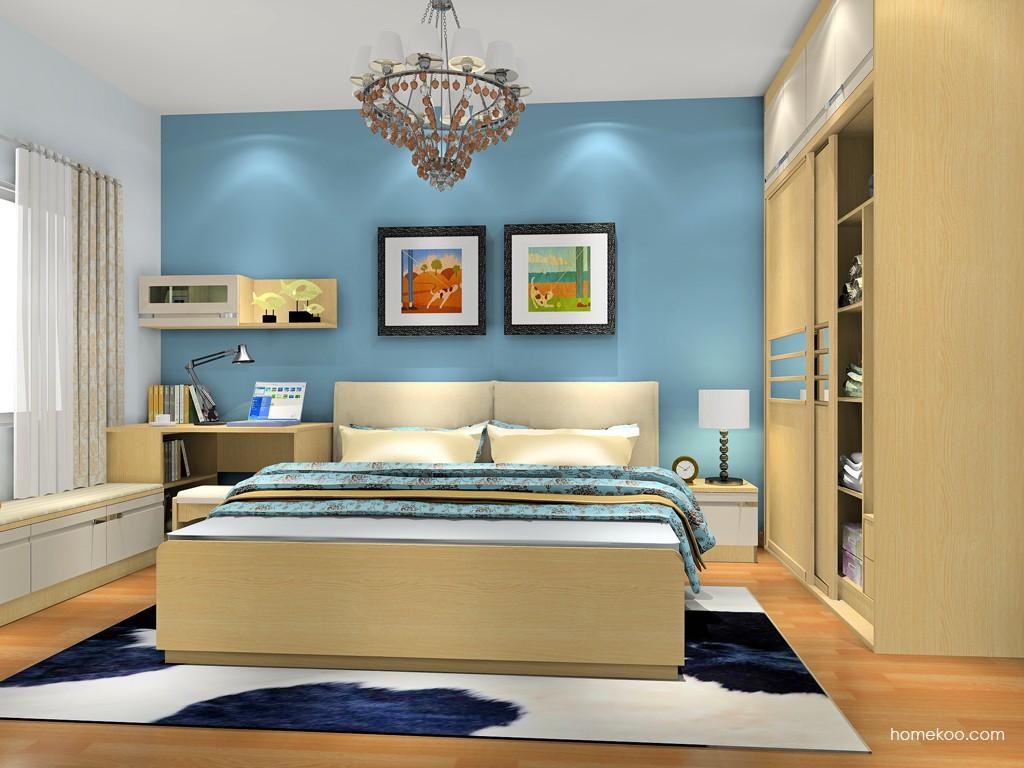 丹麦本色II卧房家具A18516