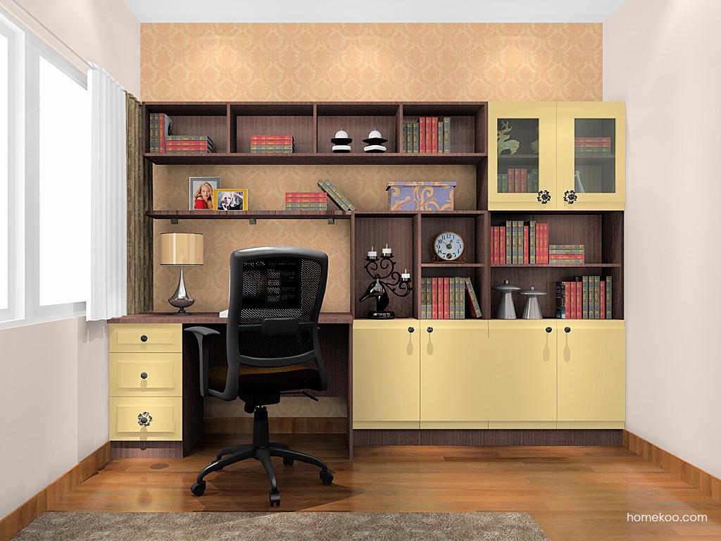 卡罗摩卡书房家具C18706