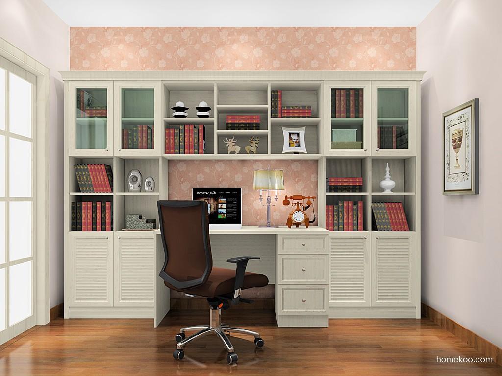 英伦印象书房家具C18708
