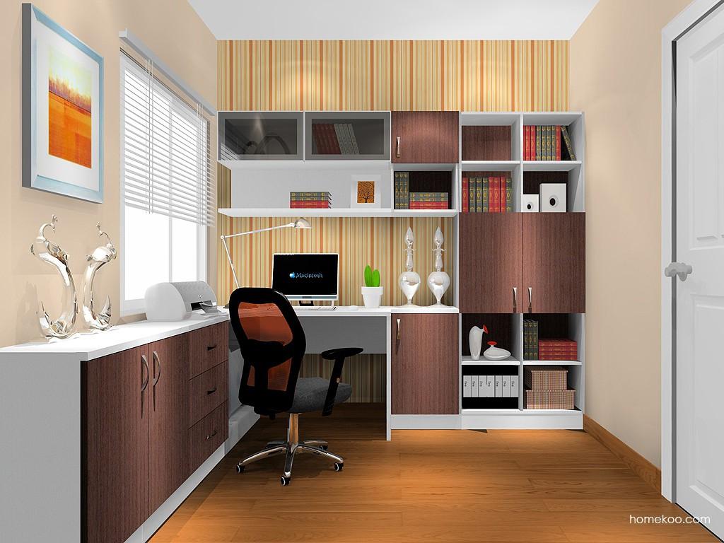 新实用主义书房家具C18716