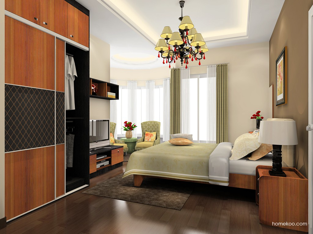 德国森林卧房家具A18532
