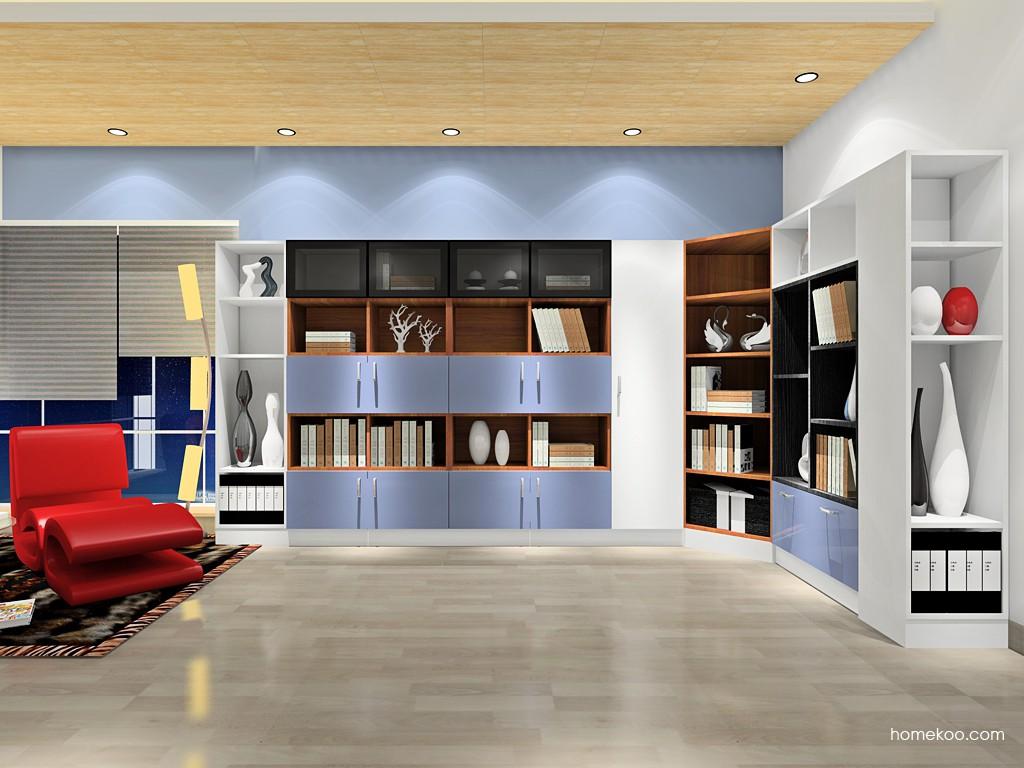 新实用主义书房家具C18723