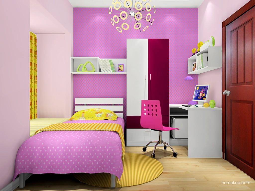 女孩的梦青少年房B18772