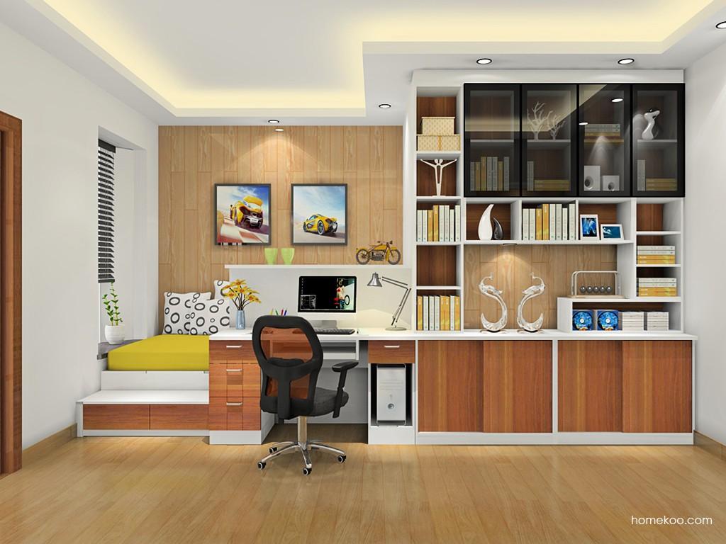 新实用主义书房家具C18729
