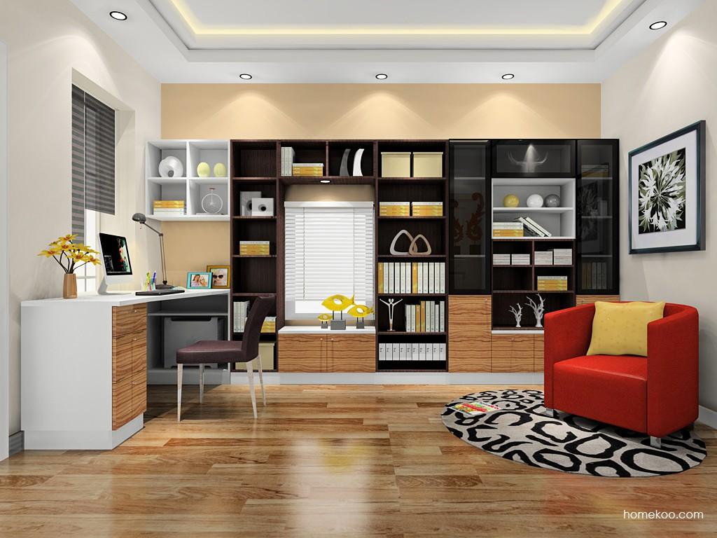 新实用主义书房家具C18732