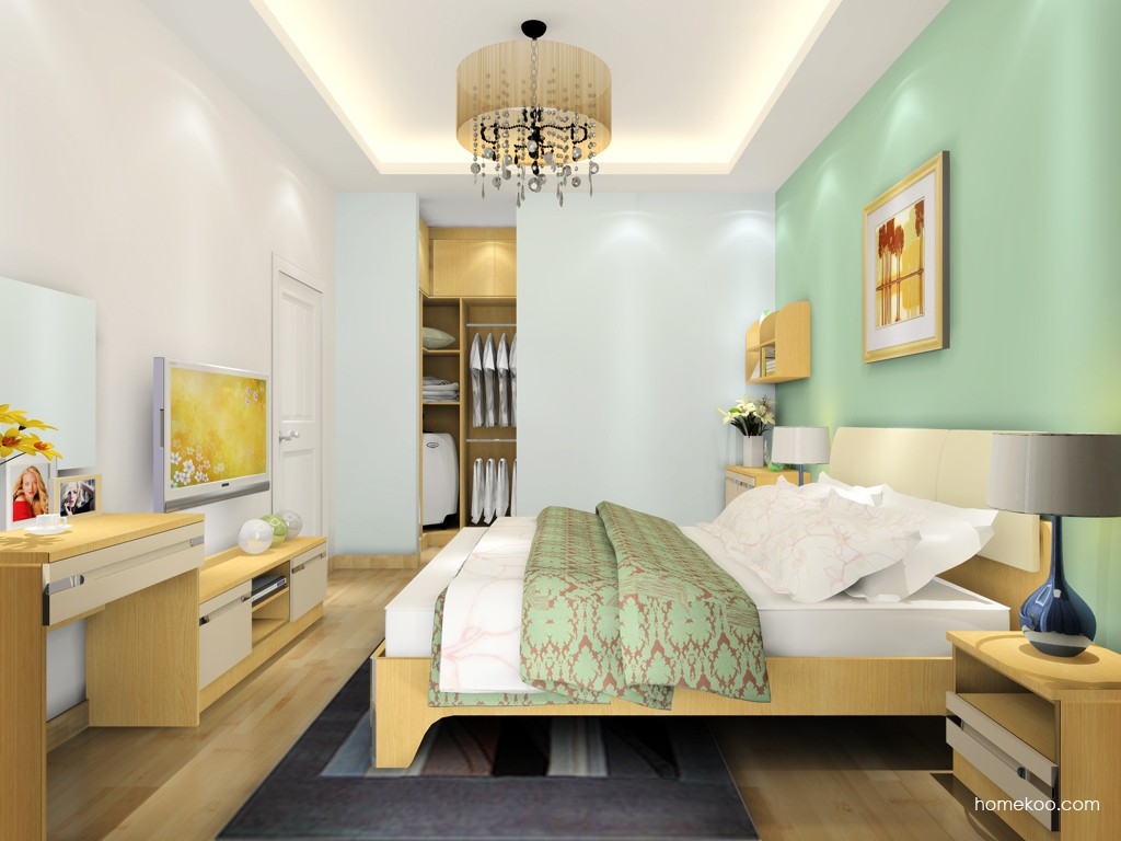 丹麦本色II卧房家具A18544
