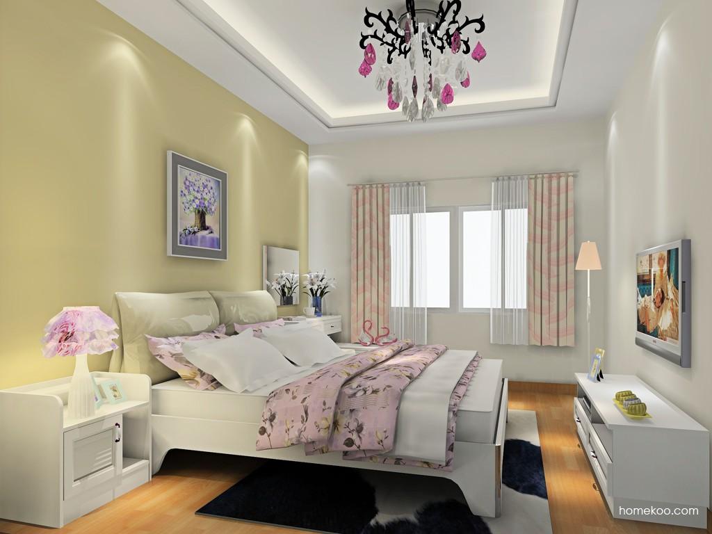 韩式田园卧房家具A18545