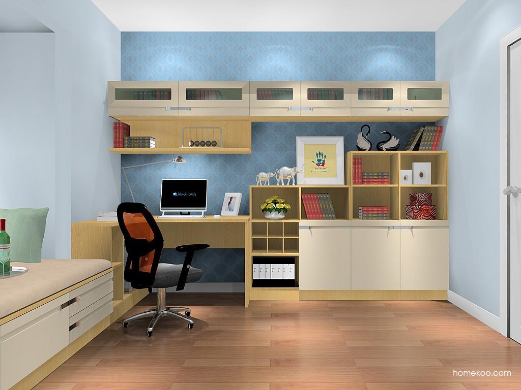 丹麦本色II书房家具C18736