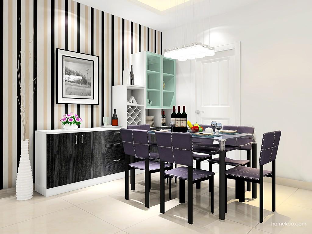 简约主义餐厅家具E16879