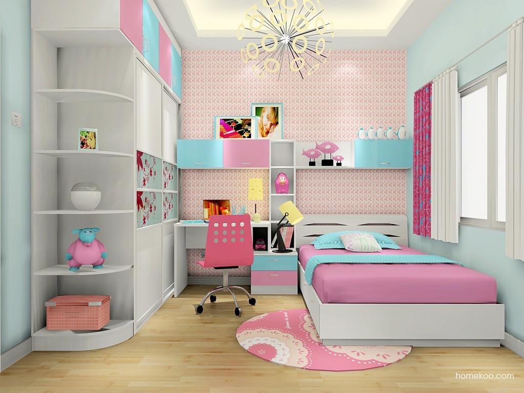 女孩的梦青少年房B18790