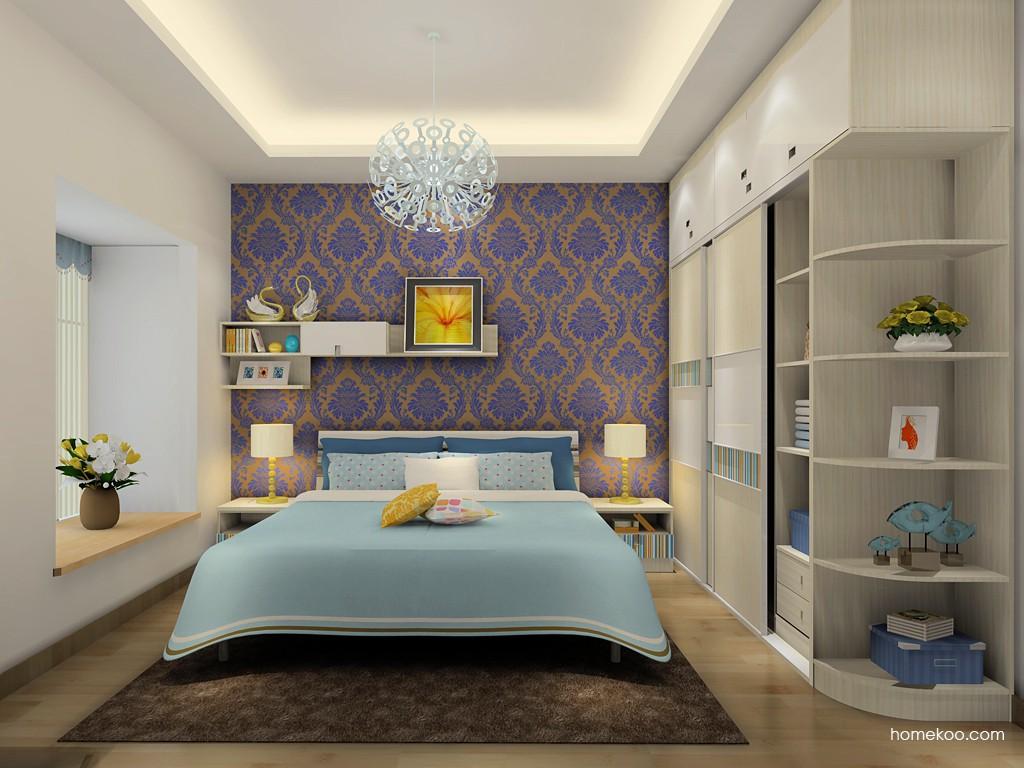 首尔之缤卧房家具A18563