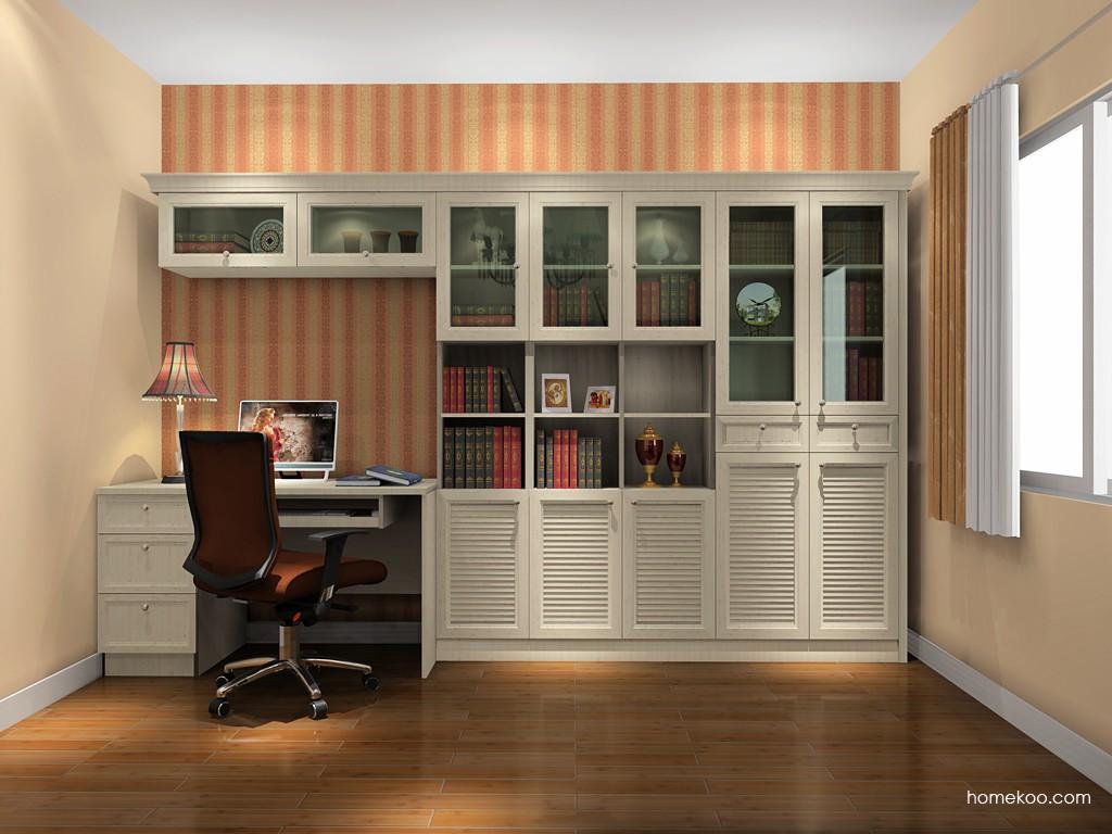 英伦印象书房家具C18749