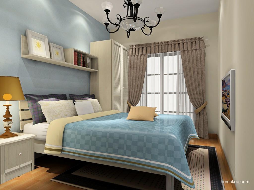 英伦印象卧房家具A18564