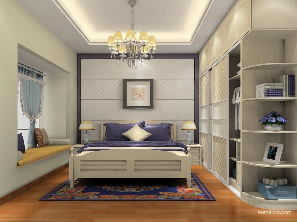 英伦印象卧房家具A18569