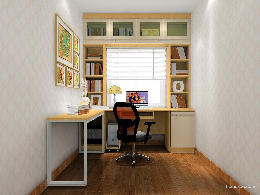 丹麦本色II书房家具C18757