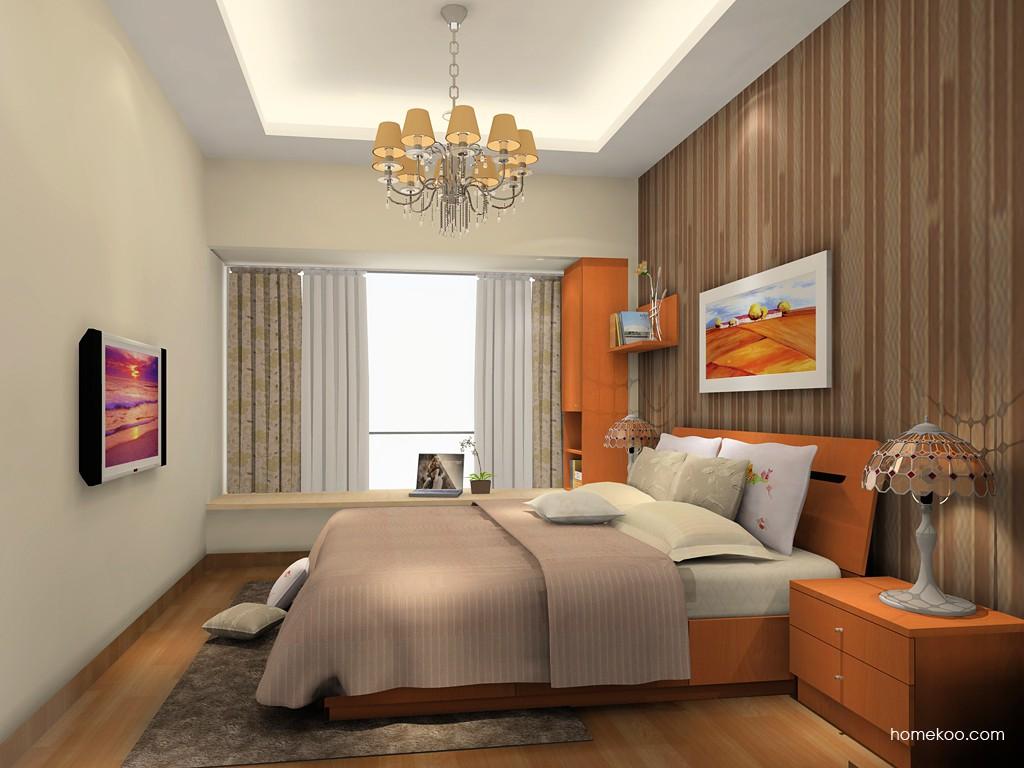 加州梦卧房家具A18571
