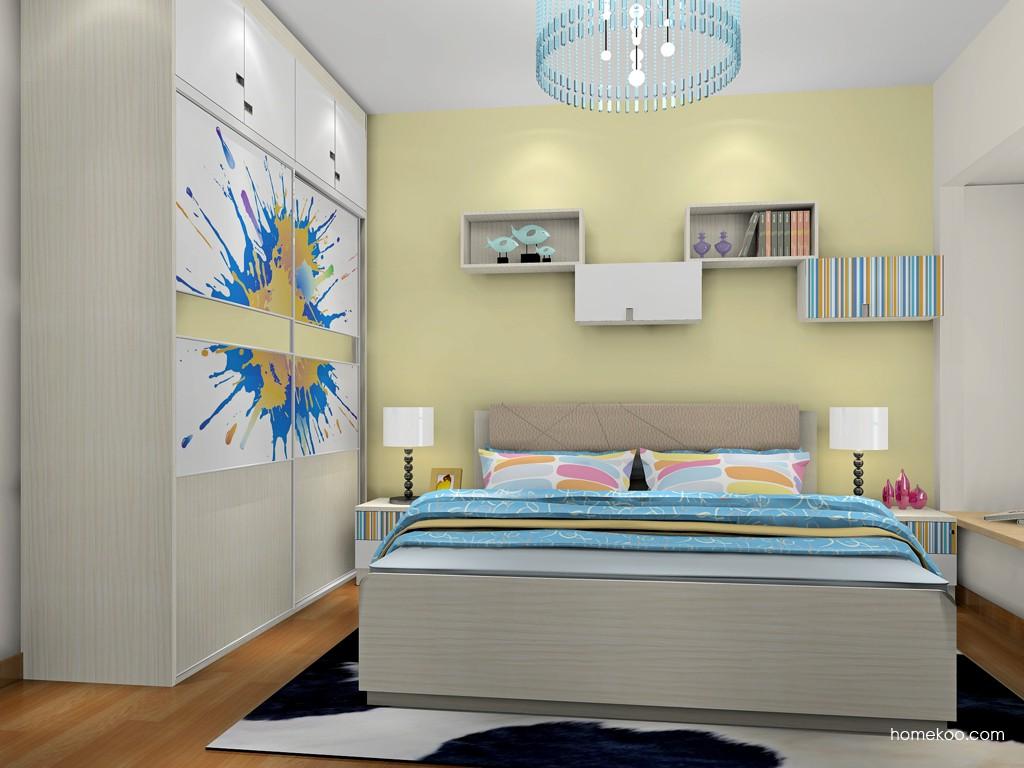 首尔之缤卧房家具A18598