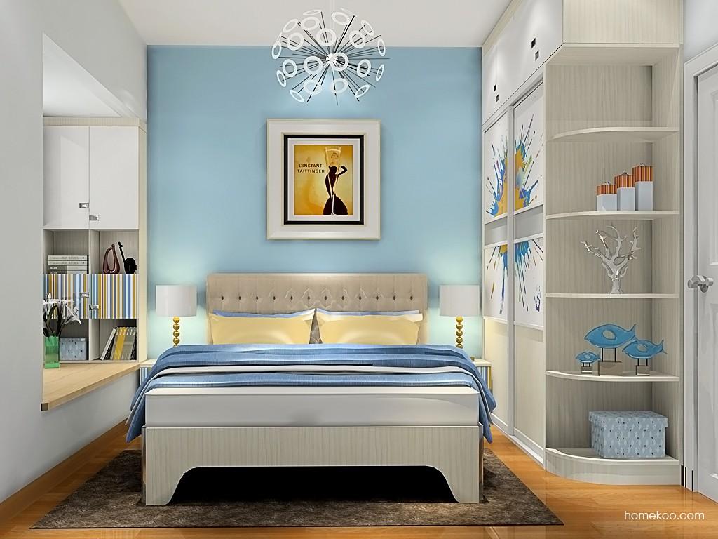 首尔之缤卧房家具A18589