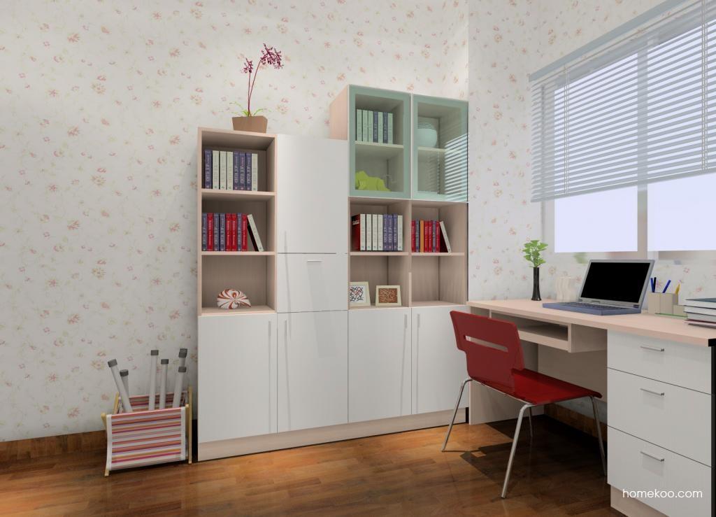 书房家具C2810