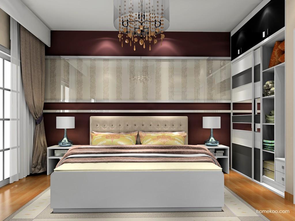 简约主义卧房家具A18606