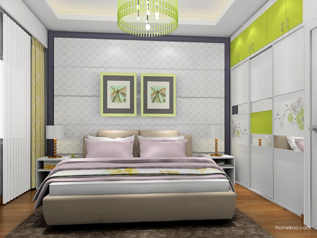 里昂春天卧房家具A18607