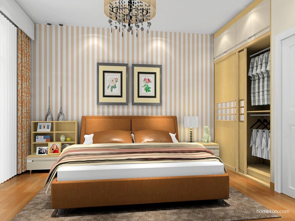 丹麦本色II卧房家具A18609