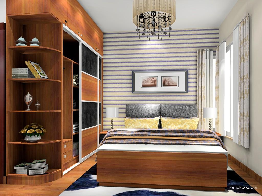 德国森林卧房家具A18611