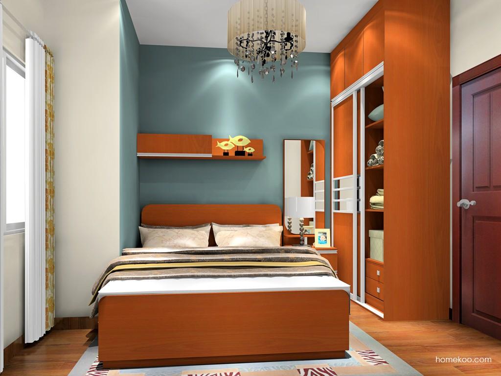 加州梦卧房家具A18615