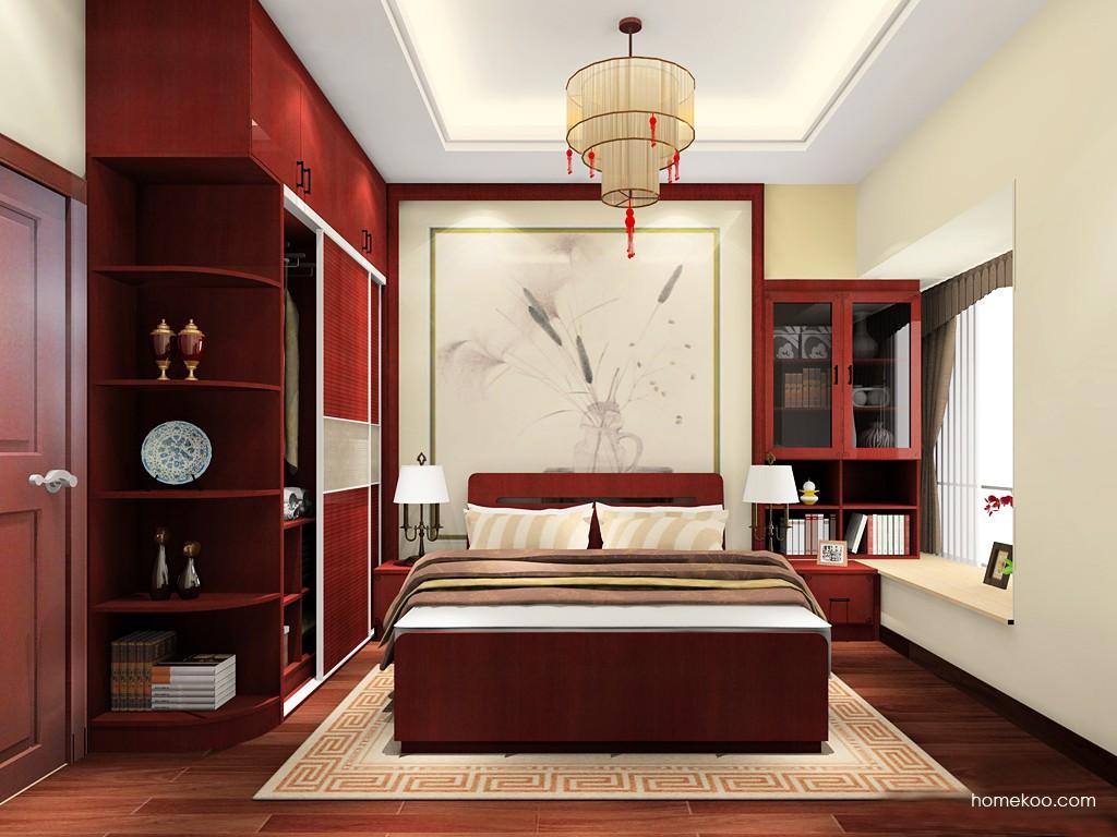 中国韵卧房家具A18616