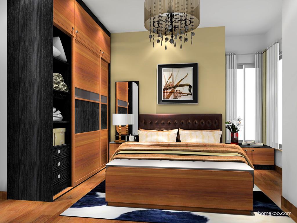 德国森林卧房家具A18617