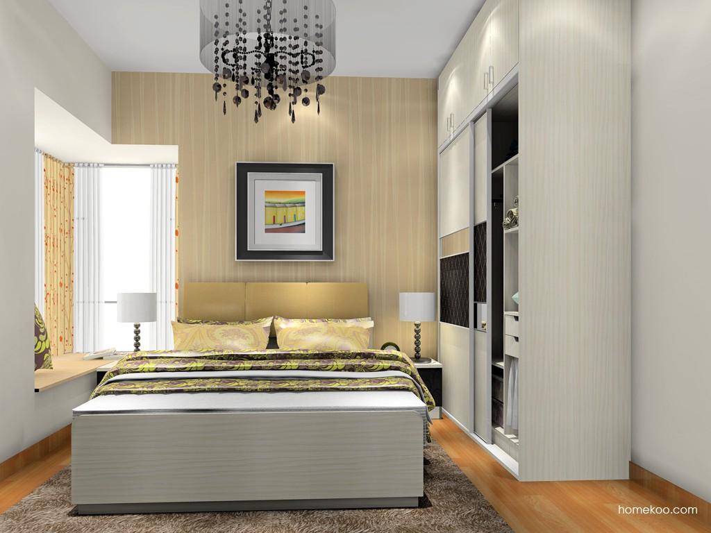米兰剪影卧房家具A18628