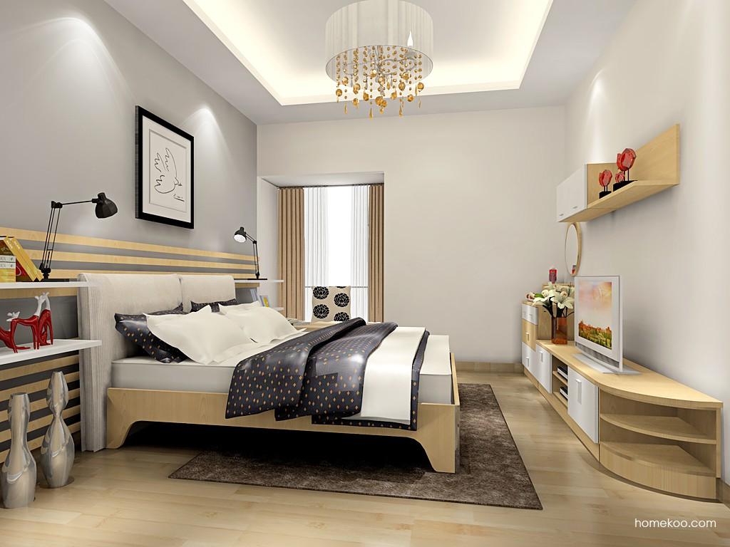 新实用主义卧房家具A18650