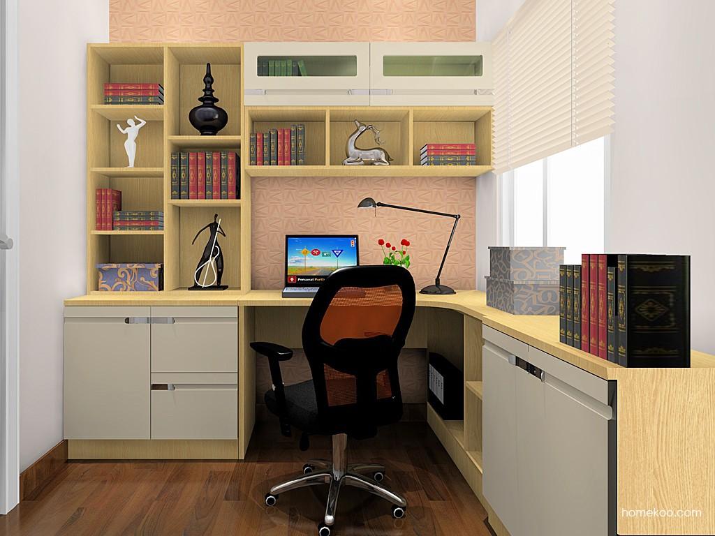 丹麦本色II书房家具C18804