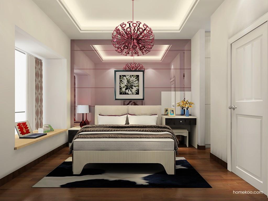 米兰剪影卧房家具A18658