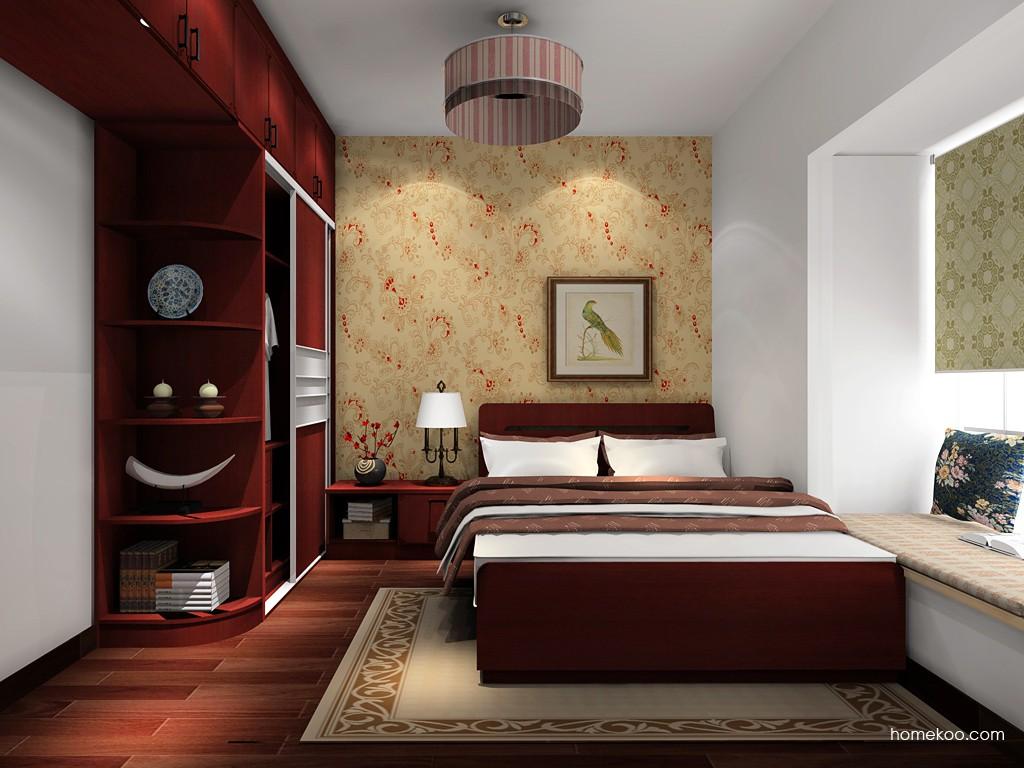 中国韵卧房家具A18665