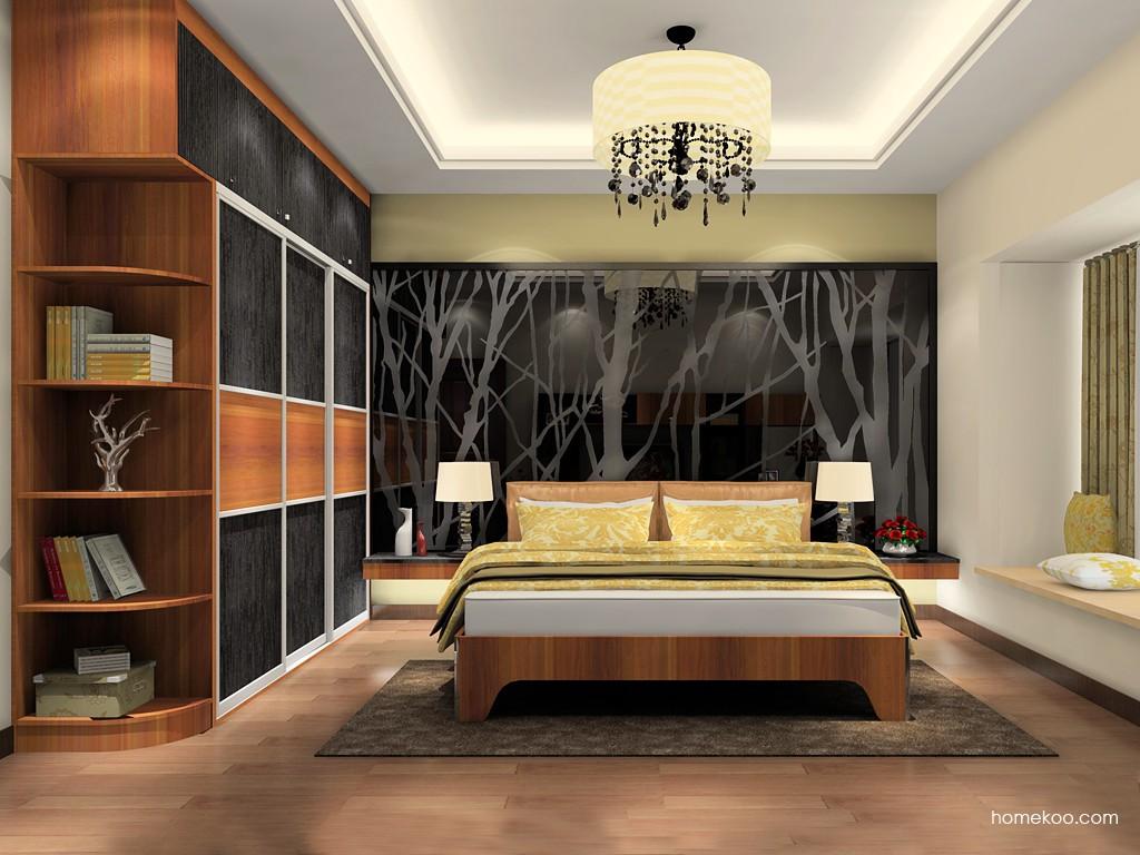 德国森林卧房家具A18668